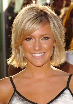Kristin Cavallari: Cute short hair...  love this.. just not sure if I'm brave enough to go that short again