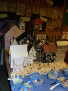 Great Fire of London Classroom Displays - Primary Facts History Projects, School Projects, School Ideas, History Classroom, Teaching History, The Fire Of London, Book Area, After School Care, London Models