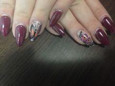 One week nails