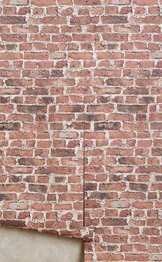 Brick-By-Brick Wallpaper #anthrofave