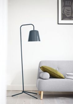 Pied Floor Lamp by Frandsen All Of The Lights, Light Fittings, Design Elements, Living Room, Cool Stuff, Lighting, Storage, House, Home Decor