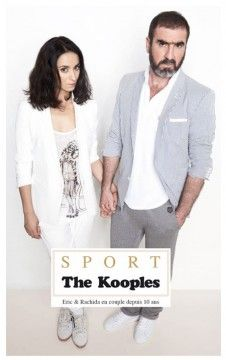 Eric Cantona and wife for The Kooples Eric Cantona, The Kooples, Sport, That Look, Fashion Accessories, Suit Jacket, Spring Summer, Mens Fashion, Couples