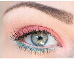 Make up trucco occhi color pastello: allegre sfumature! - DimmiCosaCerchi.it