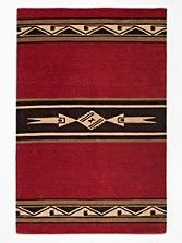 Tie your room together with colorful wool rugs from Pendleton. Shop dazzling Southwestern & Western rugs now. Little Free Libraries, Free Library, Southwest Pottery, Navajo Pattern, Black Barn, Southwestern Decorating, Textiles, Gourd Art, Wool Applique