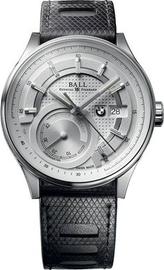 www.watchtime.com | industry  | Ball and BMW Team Up For New Watch Collection | Ball for BMW PowerReserve 560