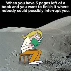 Too many books or not enough bookshelves?