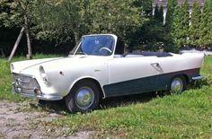1959 Siata Abarth 750 Spyder