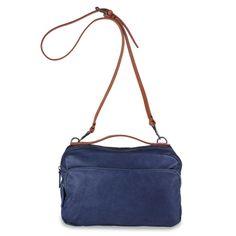 Polly Jean (blue) € (instead of Sale Sale, Blue, Fashion, Ocelot, Notebook Bag, Branding, Handbags, Moda, La Mode