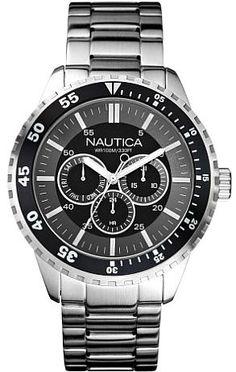 NAUTICA NCS 600 MULTIFUNCTION WATCH N15016G