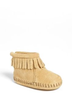 sweet little moccs-- great price too!