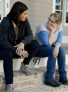 Tara and Denise