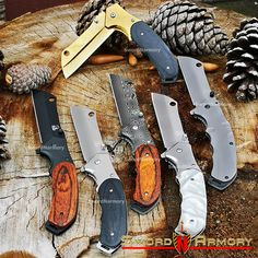 Knives and Swords Famous Warriors, Mini Automatic, D2 Steel, Tactical Pocket Knife, Great Christmas Presents, Japanese Sword, Steel Chain, Knives And Swords, Handle
