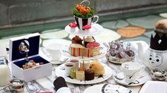 Afternoon Tea in Knightsbridge, London