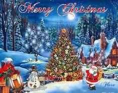 Gif Merry Xmas