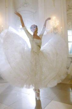 """Ballerina`. """"Repinned by Keva xo""""."""