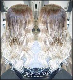 60 Blonde Haarfarbe Ideen für Jede Länge - | looks that i love ... | Einfache Frisuren