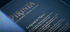 Pirinea pack premium | Puigdemont Roca – Design Agency – Barcelona – Packaging & Branding