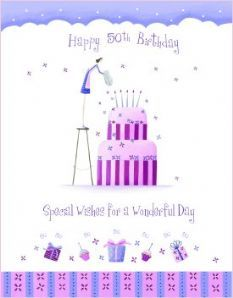 Images About Birthday Wishes Jpg 233x298 Happy 50th Female