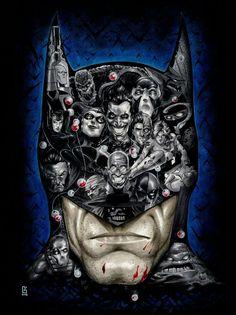 Cartoons And Heroes — longlivethebat-universe: I am Vengeance by...