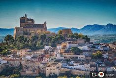 Repost from @spain: Caravaca de la Cruz is the Fifth Holy City of Catholic Christianity having been granted the privilege to celebrate the jubilee year in perpetuity in 1998 by the then Pope John Paul II. Located in the Region of Murcia Spain. This year is also a Jubilee year.   Remember to use our HT #Spaininmyheart as @thetravelvlogger does. And do not forget to join tomorrow the #SpainInMYHeart @Twitter chat on 6 Apr at 3.30pm GMT to share your holiday memories in #Spain.  #springinspain…