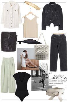 teetharejade Sunday's Cravings: Sale & New Arrivals Mode Dope, Paris Mode, Parisian Style, Minimalist Fashion, Capsule Wardrobe, Fashion Looks, Fashion Outfits, Trendy Outfits, Fashion Hats