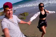 becky g lovin so hard | Becky G y Austin Mahone muestran su romance en el video 'Lovin So ...