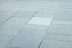 Kotah Blue Limestone is slightly lighter and bluer than our grey slate. It has been used with Black Limestone to make an outdoor chessboard and also Limestone Paving, Paving Slabs, Marbles, Tile Floor, London, Garden, Blue, Outdoor, Image