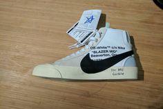 Virgil Abloh x Nike Air Jordan 1 Revealed at Paris Fashion Week
