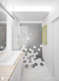 Best Bathroom Designs, Bathroom Interior Design, Upstairs Bathrooms, Small Bathroom, Downstairs Bathroom, Bathroom Layout, Floor Design, Home Decor Kitchen, Bathroom Inspiration