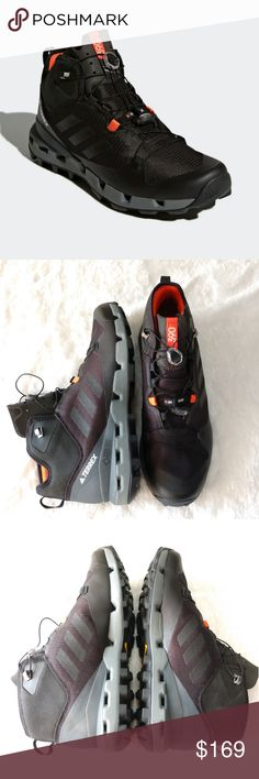purchase cheap 084b7 b7ce4 🆕Adidas Terrex Fast Mid GTX Surround Shoes NWOB Adidas Terrex Fast GTX  Surround Shoes in
