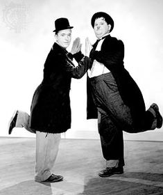 Laurel and Hardy - Laurel and Hardy Photo (30795673) - Fanpop