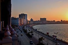 Alexandria - visited april 2014 - strange, chaotic and yet soothing.