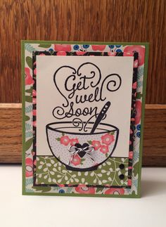 Stampin' Up! By Kris Dickinson