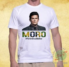 4ef565c10b Camiseta Juiz Sergio Moro  PorUmBrasilMelhor