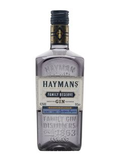 Family Reserve#Hayman's#Gin of the World #