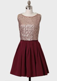 Dazzling holiday dress  http://rstyle.me/~1b8MK