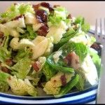 Won't Sleep 'Til Chopped Brussel Sprout Salad