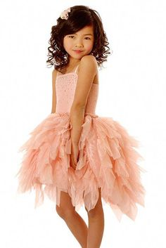 76fb7e23827c Ooh La La Couture - High Low Devin Dress with Swarovski Crystals Pink Fall  This would be a cute Fall dance dress.