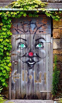 Cape Town, South Africa door