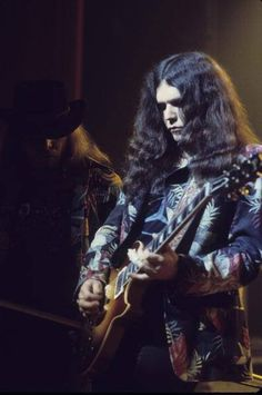 RVZ and Gary Rossington
