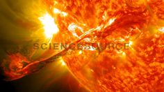 Image BZ0645 (Coronal Mass Ejection)  ©NASA / Science Source #solar #flare #nasa #stock #image #photo