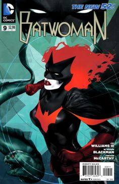 Batwoman (Volume 1) Issue 9