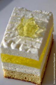 Kawa cynamonem pachnąca: CIASTO CYTRYNEK Polish Desserts, Russian Recipes, Food Cakes, Vanilla Cake, Sugar Free, Cake Recipes, Cheesecake, Vegan, Baking