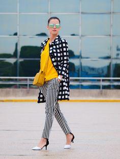 bittersweet colours coat jeans shoes blouse bag jewels sunglasses
