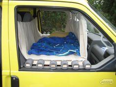 Eigenbau Kinderbett für den VW T4