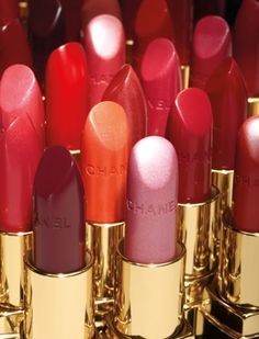 Chanel Lipstick:Finally, and most importantly, the line will feature 37 fashionable colors to match any taste. Each color is dedicated to Gabrielle Chanel and to what she loved in life. The shades vary from bright and saturated to neutral pink and beige.
