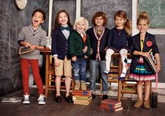 preppy kids