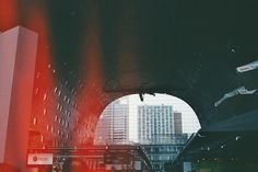 Markthal • Rotterdam • Jake Powell © 2016 • 35mm Film Photography Dark Room Photography, Film Photography, Street Photography, 35mm Film, Film Camera, Photographic Film, Perspective Photography, Disposable Camera, Experimental Photography
