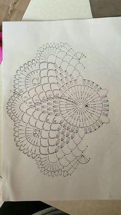 Galeria rozmaitości: Wzory szydełkowe-Boże Narodzenie Loom Knitting Stitches, Crochet Stitches Chart, Crochet Doily Patterns, Thread Crochet, Crochet Doilies, Crochet Flowers, Star Quilt Patterns, Star Quilts, Stitch Patterns