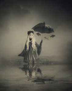 Surrealism Photography with a Gothic Influence. By Erika Marie.